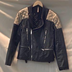 Zara Man motto jacket.